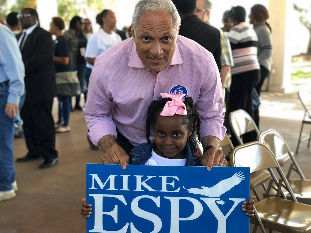 espy mike - little girl